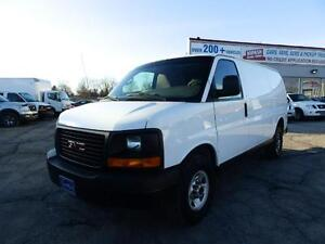 2010 GMC Savana ,OVER 15 COMMERCIAL VANS TO CHOICE FROM!!
