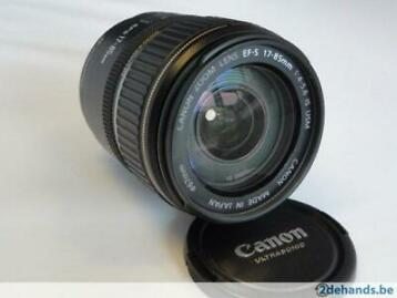 canon efs 17-85 4-5.6 is usm