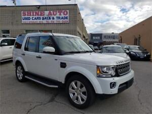 2016 Land Rover HSE, 360 CAMERA, 1 OWNER, SERVICE RECORDS!!