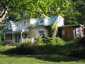 Charmante maison ancestrale à Eastman