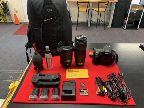 Nikon D810 36.3MP With Extras Shutter Count 1121