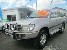 2004 Toyota Landcruiser UZJ100R GXL Silver 5 Speed Automatic Wagon Nambour Maroochydore Area Preview