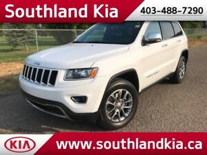 2014 Jeep Grand Cherokee LIMITED  **LEATHER-SUNROOF**