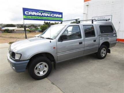 1999 Holden Rodeo Ute Port Lincoln Port Lincoln Area Preview