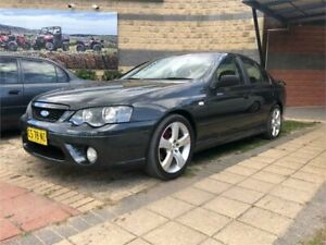 2006 Ford Falcon BF Mk II XR6 Charcoal Sports Automatic Sedan South Nowra Nowra-Bomaderry Preview