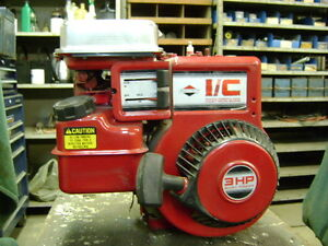 3HP Briggs and Stratton Industrial / Commercial Motor
