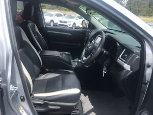 2014 Toyota Kluger Silver Sports Automatic Wagon