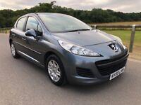2009 Peugeot 207 1.6 HDI S Turbo diesel 12 months mot 5 door