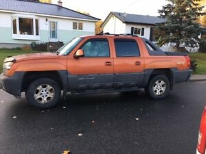 2004 Chevy Avalanche.