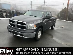 2015 Ram 1500 ST STARTING AT $234.31 BI-WEEKLY