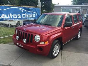 JEEP PATRIOT SPORT 4X4 2008 **39$/SEM.**A/C**CUIR**