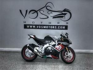 2016 Aprilia RSV4 RF- Stock#V2741NP- No Payments For 1 Year**