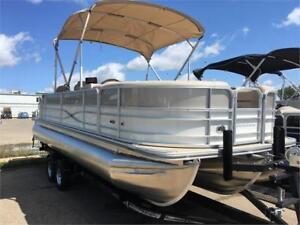 2018 BERKSHIRE 24RFC WITH 115HP PRO XS MERCURY $46,500