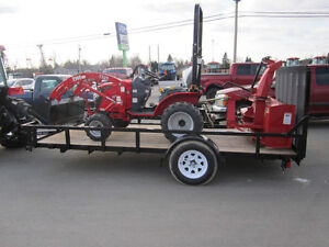 $105Tractor Package