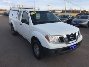 2014 Nissan Frontier 2WD King Cab I4 Auto S BEST PRICE GUARANTEE