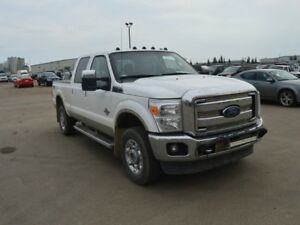 2012 Ford F-350 Lariat 4x4 SD Crew Cab 6.75 ft. box 156 in. WB S