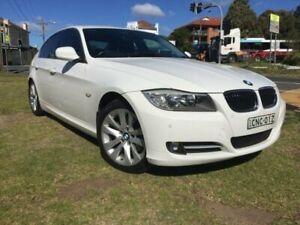 2010 BMW 320i E90 MY10 Executive White Sports Automatic Sedan Yagoona Bankstown Area Preview