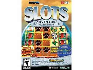 wms slots adventure war for olympus review
