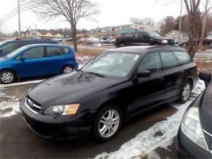 2005 Subaru Legacy AWD  AUTO 174KMS WONDERFUL ONLY $3850.
