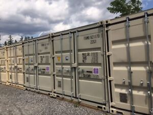 Brand new shipping containers for rent