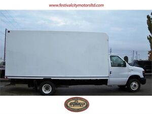 2014 Ford E-450 | 16' Cube | CERTIFIED