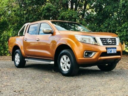 2015 Nissan Navara NP300 D23 ST (4x4) Bronze 7 Speed Automatic Dual Cab Utility Kenwick Gosnells Area Preview
