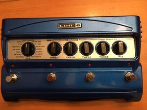Line 6 / Xotic Effects , MXR..Pedals