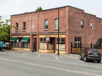 Solid Brick Commercial/Residential Building w/Income Stream