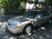 1995 Honda Accord Other