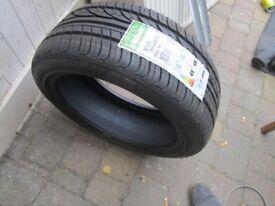 Car Tyre, Brand New
