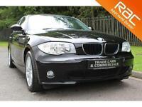 2006 06 BMW 1 SERIES 2.0 120D SE 5D 161 BHP DIESEL