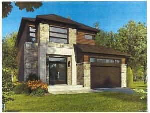 Maison neuve à vendre dans Auteuil (Laval)