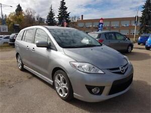 2010 Mazda Mazda5 GS  Economy Family Car / LOW MILEAGE