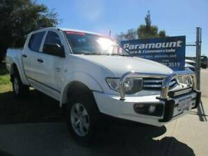 2011 MITSUBISHI TRITON DUALCAB 4X4 TURBO DIESEL=AUTO= LOW KS= Wangara Wanneroo Area Preview