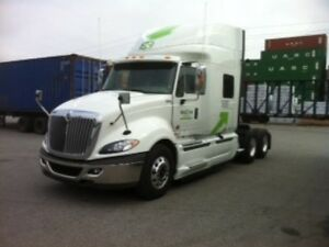 2016 International ProStar +122, Used Sleeper Tractor