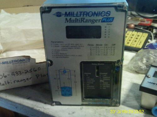 Milltronics MultiRanger Plus Processor / Controller