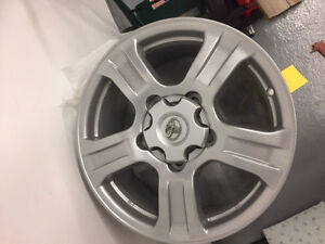 Rims for Toyota Tundra Truck (from 2007)  **price reduced Kitchener / Waterloo Kitchener Area image 3