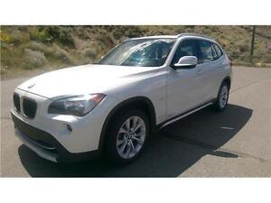 2012 BMW X1 X-DRIVE PREMIUM *PRICE REDUCED, LEATHER, SUNROOF*