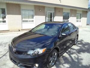 2012 Toyota Camry SE SKIRT PACKAGE GOOD ON GAS FINANCING AVAILAB