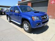 2009 Holden Colorado RC MY09 LT-R (4x4) Blue 5 Speed Manual Crew Cab Pickup Holden Hill Tea Tree Gully Area Preview