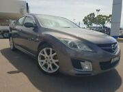 2009 Mazda 6 GH1051 MY09 Luxury Sports Grey 6 Speed Manual Hatchback Goulburn Goulburn City Preview