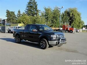 2011 FORD F-150 XLT EXT CAB SHORT BOX 4X4 3.7L V6