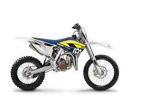 2016 Husqvarna TC 85 REBATE $500