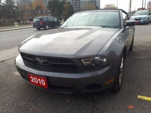 2010 Ford Mustang V6/4.0 L /Convertable