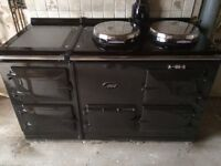 4 Oven Gas Fired AGA Cooker