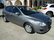 2010 Hyundai i30 FD MY10 SX Grey Metallic 4 Speed Automatic Hatchback South Nowra Nowra-Bomaderry Preview