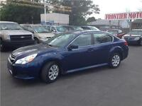 2011 Subaru Legacy 2.5i All Wheel Drive