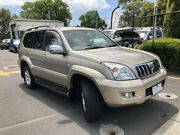 2005 Toyota Landcruiser Prado KZJ120R VX Gold 4 Speed Automatic Wagon Seaford Frankston Area Preview