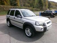 Land Rover Freelander 2.0Td4 2006MY HSE