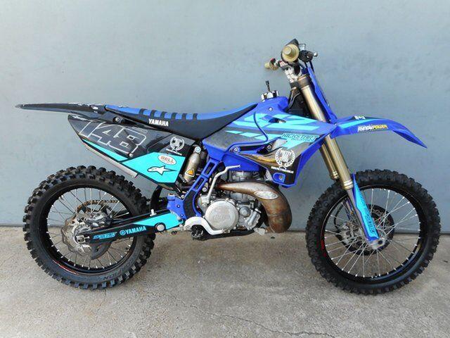 2016 Yamaha Yz250 250cc Motocross 249cc